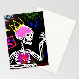 Call Me When It's Over Stationery Cards