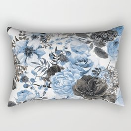 Floral Pattern#4 Rectangular Pillow