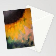 Sunflower I (mini series) Stationery Cards