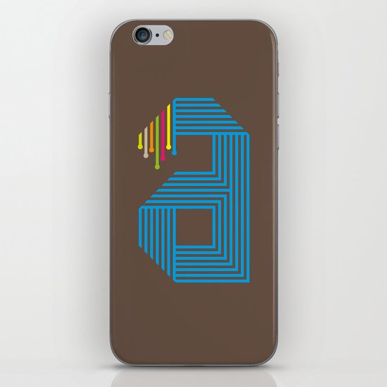 A like A iPhone & iPod Skin