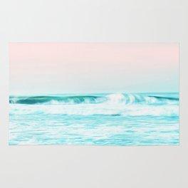 Sun. Sand. Sea. #society6 #decor #buyart Rug