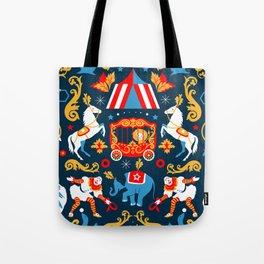 Circus royal Tote Bag