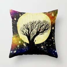 ALONE - 014 Throw Pillow