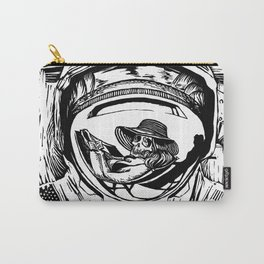 Space! Space! Carry-All Pouch