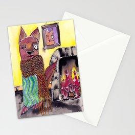 Francis Fox Jr Stationery Cards
