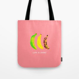 No Bananas Were Harmed in the Making of this Design Tote Bag
