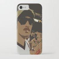 boyfriend iPhone & iPod Cases featuring Hey Boyfriend by Carsick T-Rex
