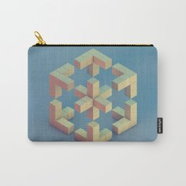 Impossible Geometry Carry-All Pouch