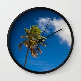 One Tree Wall Clock