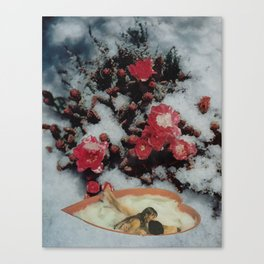 LOVE GETAWAY  Canvas Print