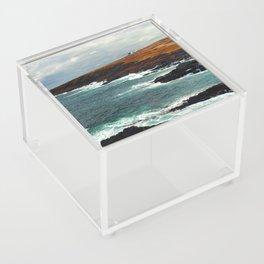 Lighthouse in Newfoundland Acrylic Box