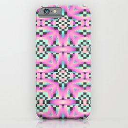 Indian Blanket Bright iPhone Case