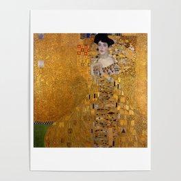 THE LADY IN GOLD - GUSTAV KLIMT Poster