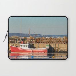 Mill Cove Lobstering Laptop Sleeve
