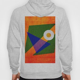 Abstract pattern Contemporary Hoody