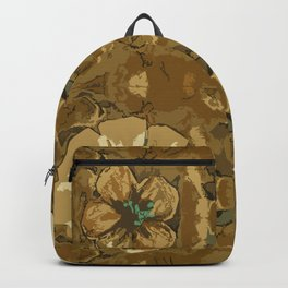Frappe Boho Floral Backpack