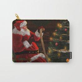 Santas List Carry-All Pouch