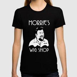 Goodfellas, Morrie's Wigs Shop Sign  T-shirt