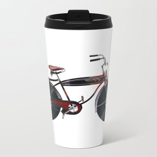 Music Rider Metal Travel Mug