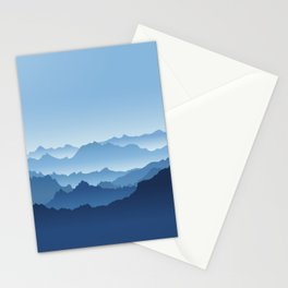 No Boundaries Stationery Cards
