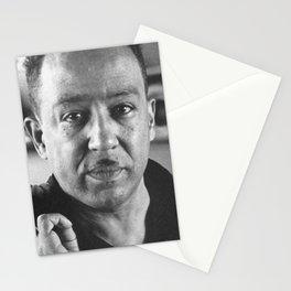 Langston Hughes - Black Culture - Black History Stationery Cards