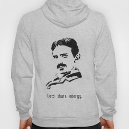 Lets share energy Hoody