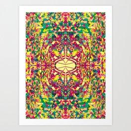 Bohemian Design Art Print