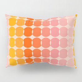 Strawberry Dots Pillow Sham