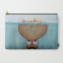 Beauty and the poulpe Carry-All Pouch