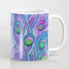 Peacock Garden Too Mug