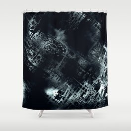 nightnet 0d Shower Curtain