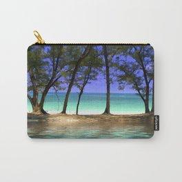 Paradise - Paradise Island, Bahamas Carry-All Pouch