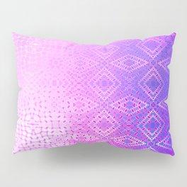 Diamonds Going On Forever (violet) Pillow Sham