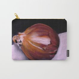 Yellow Onion Carry-All Pouch