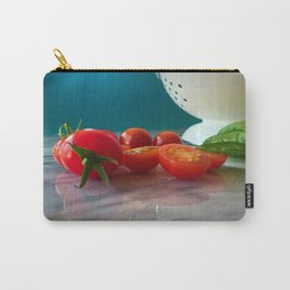 Fallen Cherry Tomatoes Carry-All Pouch