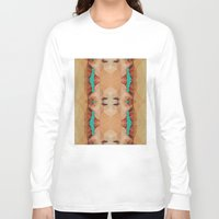 kiss Long Sleeve T-shirts featuring Kiss by Nahal