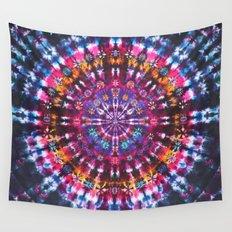 Tie Dye Pattern Wall Tapestry