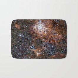 Tarantula Nebula in the Large Magellanic Cloud Bath Mat