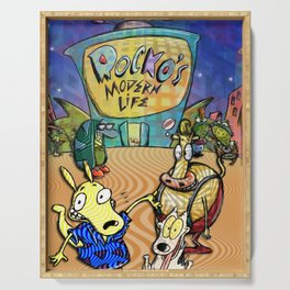 Rocko's Modern Life Serving Tray