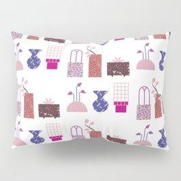 Pottery Pillow Sham