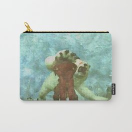 White bear attack Carry-All Pouch