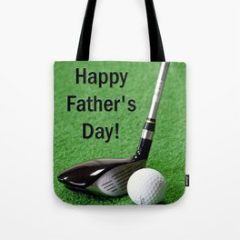 Fathers Day - Enjoy! Tote Bag