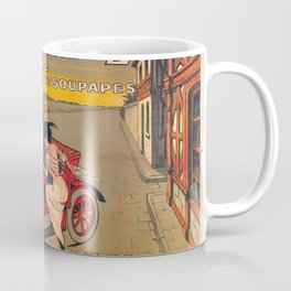 Voiturett paris Coffee Mug