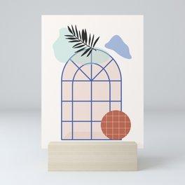 // Royal Gardens 02 Mini Art Print