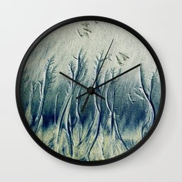 The Cypress Forest Wall Clock