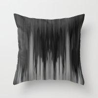 tye dye Throw Pillows featuring dye by a.r.r.p.