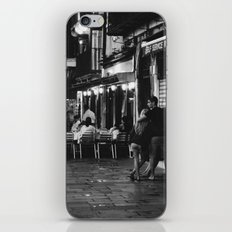 A night out in Venice iPhone & iPod Skin