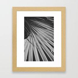Savannah Palms Framed Art Print