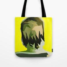 Monster Face 2 Tote Bag