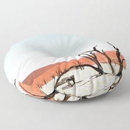 Deadvlei IIII Floor Pillow